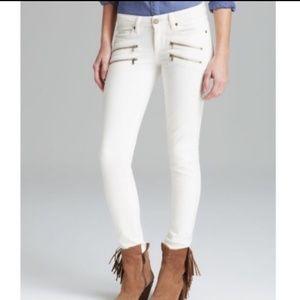 Paige edgemont skinny jeans sz 25